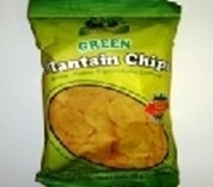 Picture of Olu Olu Plantain Chips 60g (Green Chilli)