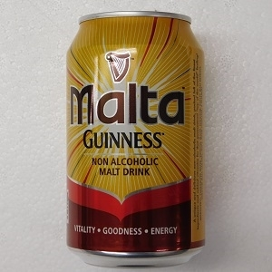 Picture of Box Malta Guinness 24 x 330ml Can