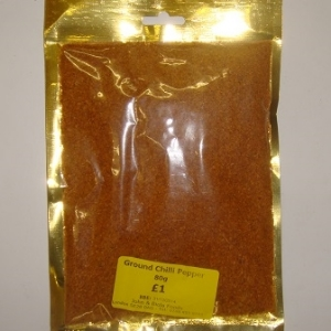 Picture of Ground Chilli Pepper 1kg