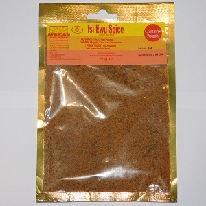 Picture of Ground Isi Ewu Spice (Goat Head) 50g