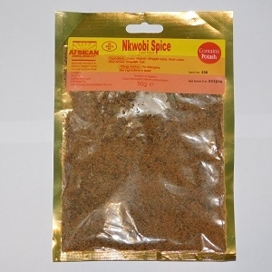 Picture of Ground Nkwobi Spice (Cowfoot) 50g
