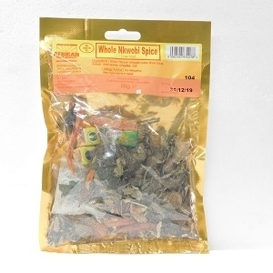 Picture of Whole Nkwobi Spice (Cowfoot) 50g