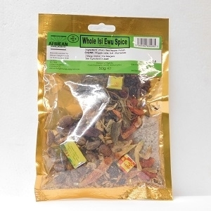 Picture of Whole Isi Ewu Spice (Goat Head) 50g