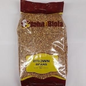 Picture of Brown Beans (Honey-Oloyin) - 20kg PLAIN BAG