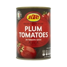 Picture of Box KTC Peeled Plum Tomatoes 12 x 400g