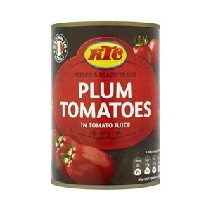Picture of KTC Peeled Plum Tomatoes 400g