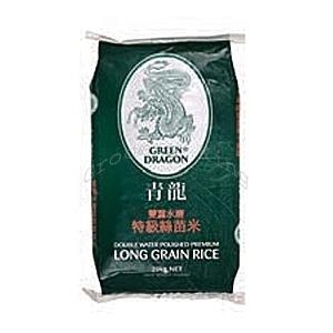 Picture of Green Dragon Premium Long Grain Rice 20kg