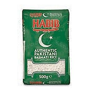 Picture of Habib Basmati Rice 500g