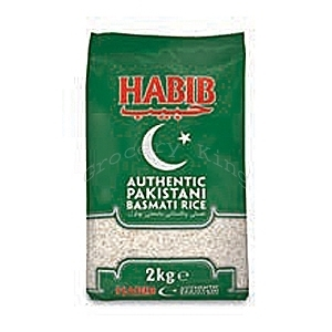 Picture of Habib Basmati Rice 2kg