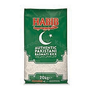 Picture of Habib Basmati Rice 20kg