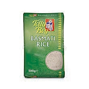 Picture of Tolly Boy Basmati Rice 500g