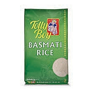 Picture of Tolly Boy Basmati Rice 20kg