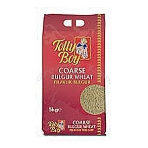 Picture of Tolly Boy Coarse Bulgur Wheat 5kg