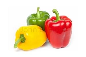 Picture of Capscicum Mixed (Bell Pepper)