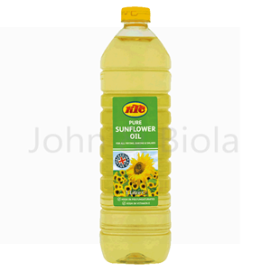 Picture of KTC Sunflower Oil 1lt