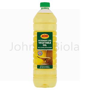 Picture of KTC Vegetable Oil 1ltr