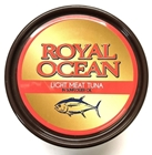 Picture of Royal Ocean Light Meat Tuna in Sunflower Oil 185g