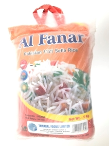 Picture of Alfanaar Basmati Rice Golden Sella 5kg