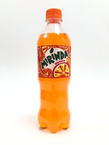 Picture of Mirinda PET Orange Flavour Drink 24 x 500ml