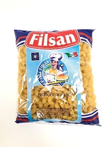 Picture of Filsan Macaroni no.35 Pasta Gometi 500g