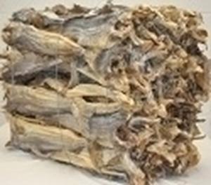 Picture of Cod  Stockfish Okporoko Medium-Large  40/60cm (Gadus Morhua) - WHOLESALE BAG 22KG