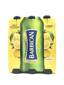 Picture of Barbiacan Lemon Flavoured Malt 6 x 330ml