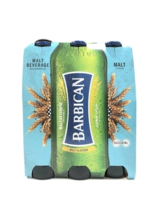 Picture of Barbiacan Malt Flavour 6 x 330ml