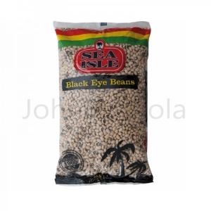 Picture of SEA ISLE Blackeye Beans 6 x 2kg - WHOLESALE